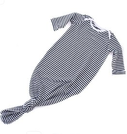 Zak & Zoé Bamboo Sleeper 0-6 month - Blue stripes