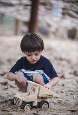 Plan Toys Camion à benne en bois