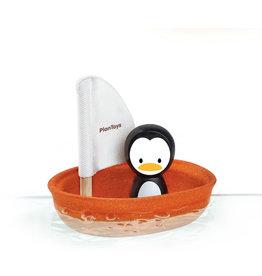 Plan Toys Sailing boat - penguin
