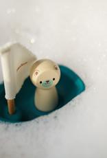 Plan Toys Jouet d'eau - Voilier et Petit ourson