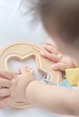 Plan Toys Formes géométriques en bois