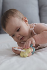Plan Toys Clés en bois pour bébé - couleurs pastels