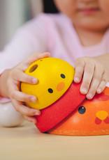 Plan Toys Poule et poussin