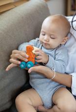 Plan Toys Dinosaure roulant - Stégosaure