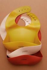 Minika Bavette en silicone - Moutarde