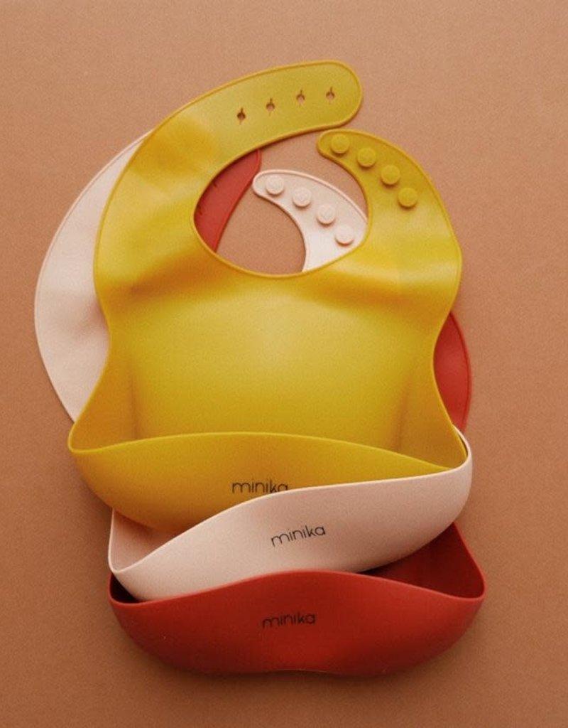 Minika Bib - Mustard