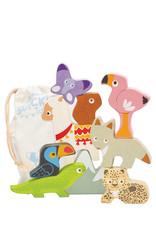 Le Toy Van La tour des animaux des Andes
