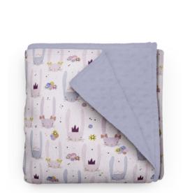Olé Hop Minky Blanket - Star fairy