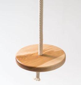 Atelier Bosc Balançoire intérieure à disque - Bois de merisier
