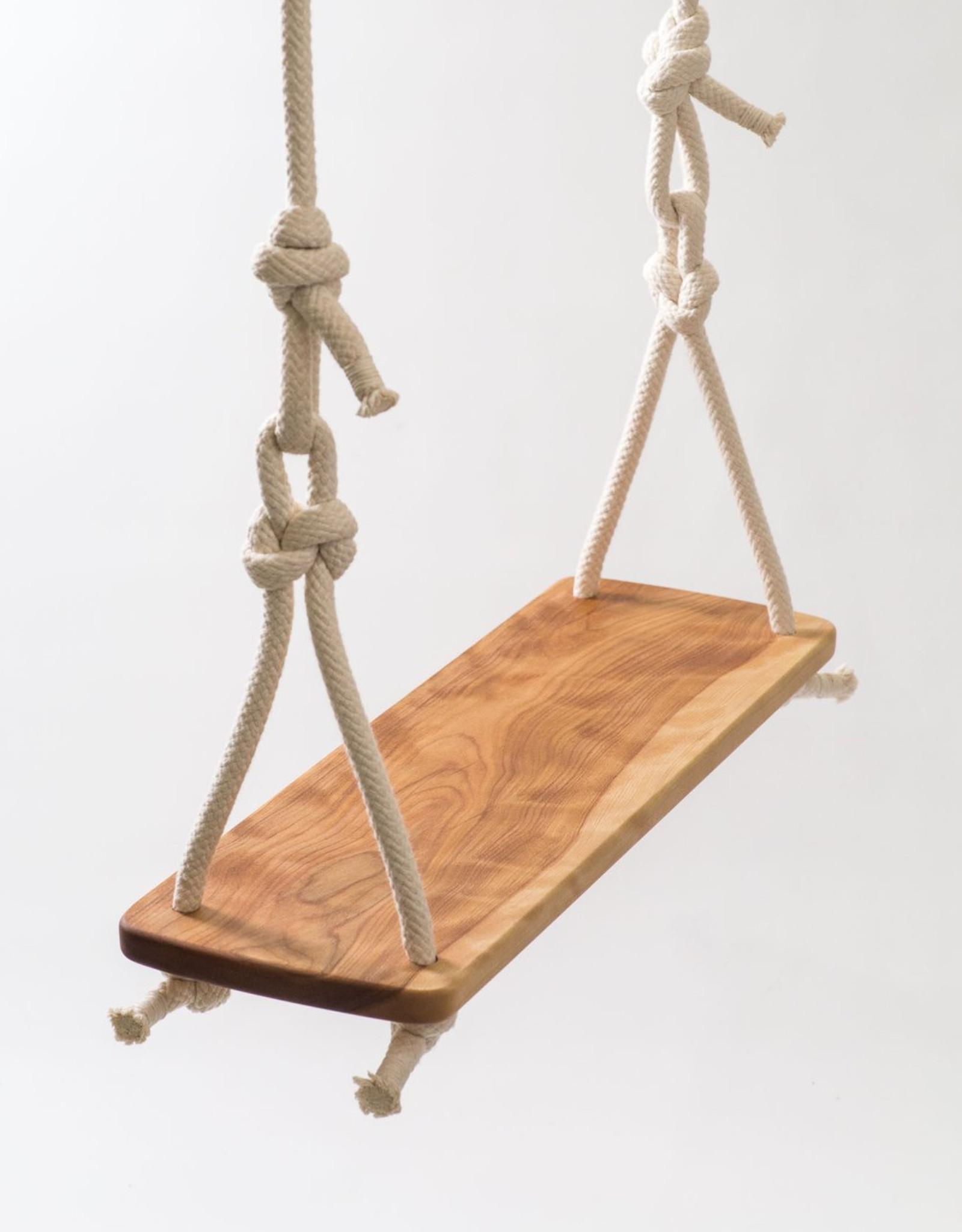 Atelier Bosc Balançoire intérieure rectangulaire - Bois de merisier