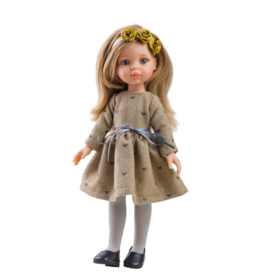 Paola Reina Las Amigas Doll - Julia