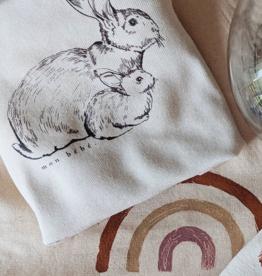 ma petite portée onesie 18-24 months - Bunny