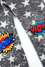 Tattoo It Iron-on Patch  - POW! WOW!  (set of 2)
