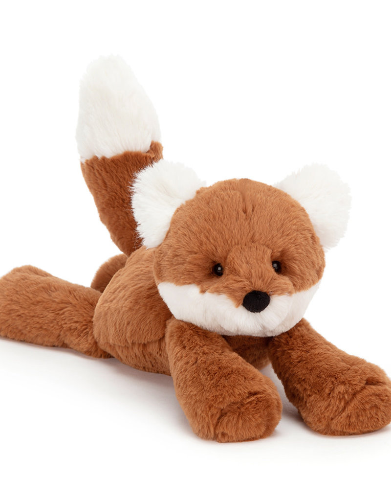 Jelly Cat Plush - smudge fox medium