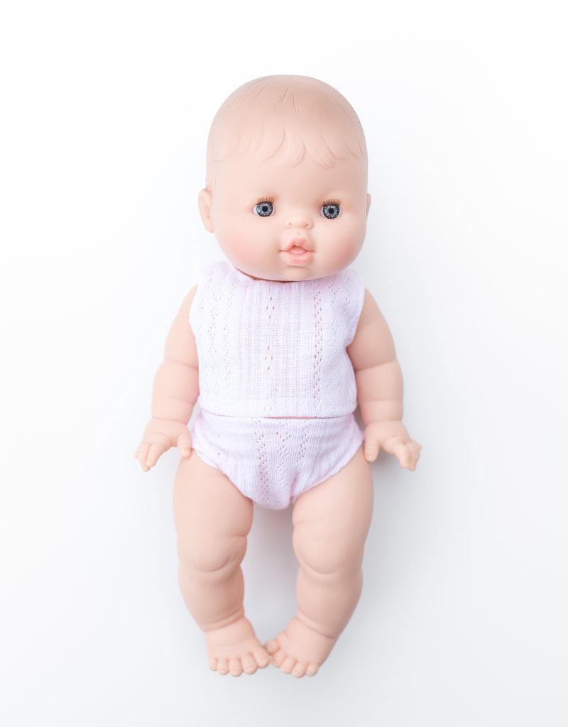 Paola Reina Doll Baby Rose in pyjama