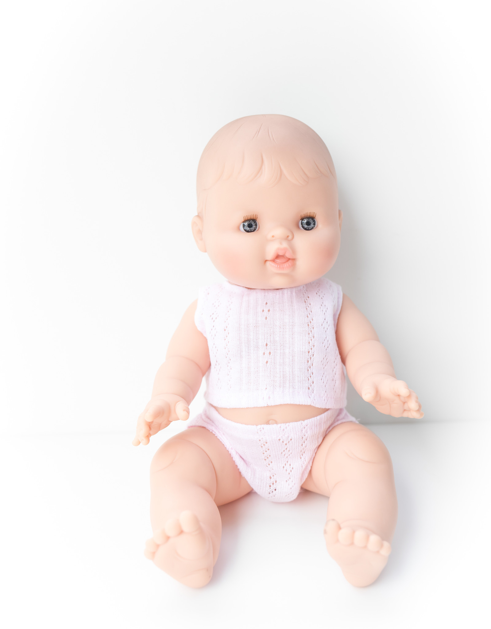 Paola Reina Bébé Gordis - Rose en pyjama
