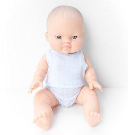 Paola Reina Gordis Doll - Baby Henry in pyjama