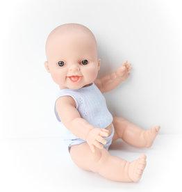Paola Reina Gordis Doll - Baby Simon in pyjama