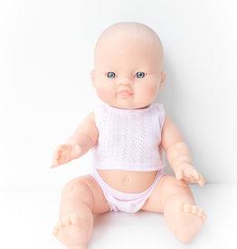 Paola Reina Poupée Bébé Lily en pyjama