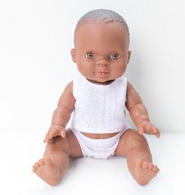 Paola Reina Poupée Bébé Ruby en pyjama