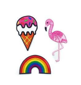 Tattoo It Patch iron-on  - ice cream kit