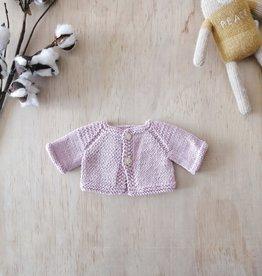 Monamigurumi Hand Knitted Jacket - Pink
