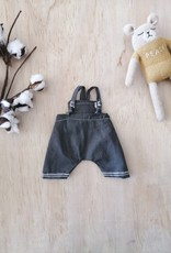 Paola Reina Paola Reina doll  dungaree - Dark grey