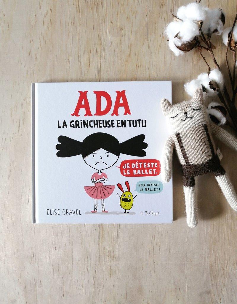 Livre Ada la grincheuse en tutu