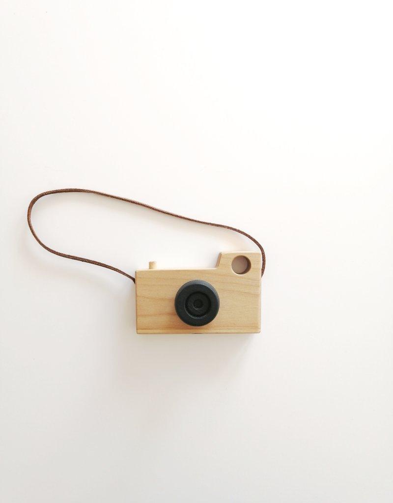 M. Roland Wooden camera