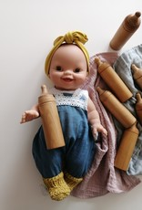 M. Roland Wood baby bottle for doll