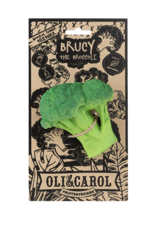 Oli & Carol Natural rubber teether - Brucy the Broccoli