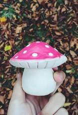 Oli & Carol Jouet de dentition - Sprout le champignon