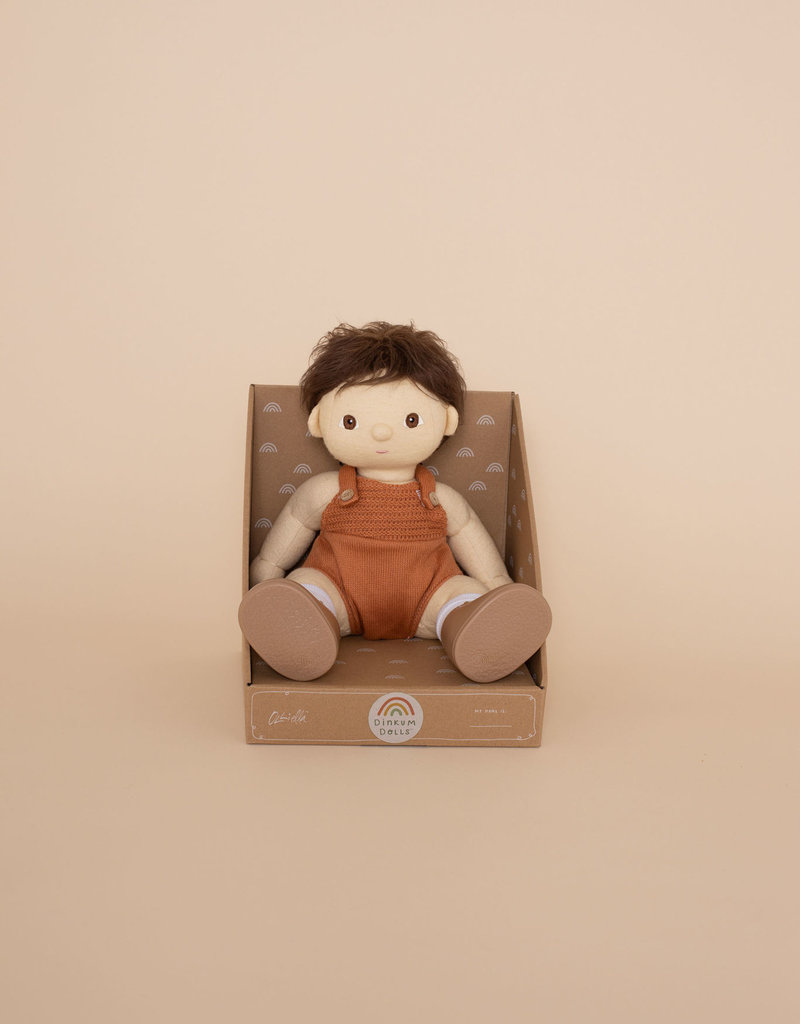 Olli Ella Poupée Dinkum Dolls - Peanut