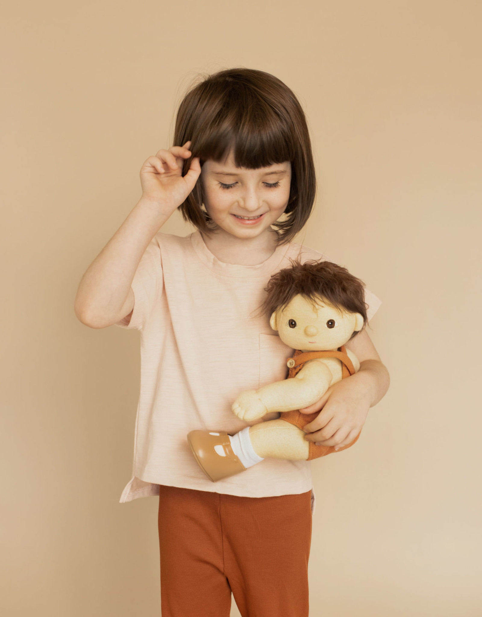 Olli Ella Dinkum Dolls - Peanut