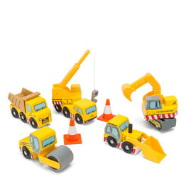 Le Toy Van Ensemble de camions de construction