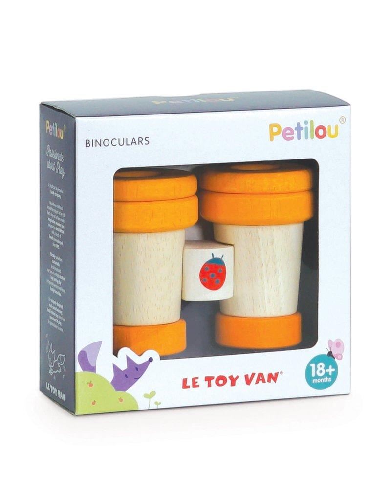 Le Toy Van Jumelle en bois