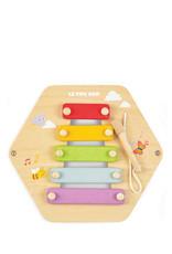Le Toy Van Activité en nid d'abeille - Xylophone