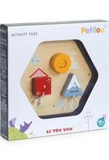 Le Toy Van Activité en nid d'abeille - Les formes