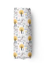 Olé Hop Mousseline Bamboo - Amour de licorne