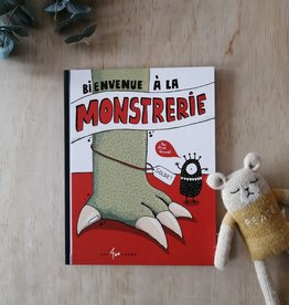 Livre Bienvenue à la monstrerie ( in french)