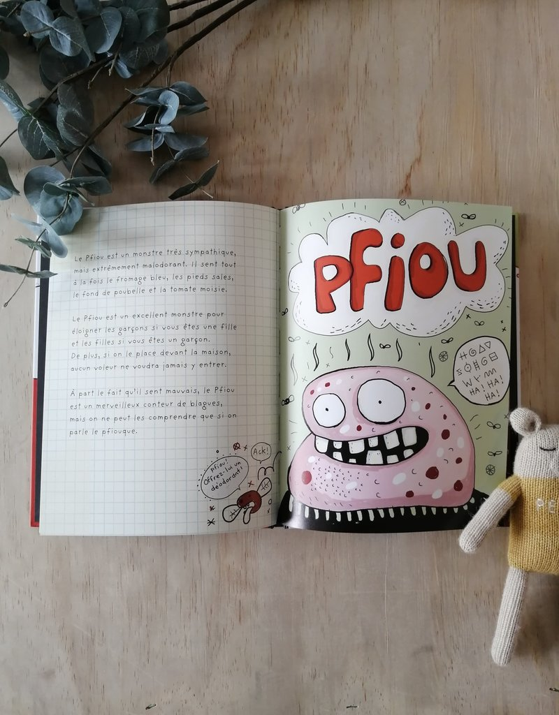 Livre Bienvenue à la monstrerie ( in french)