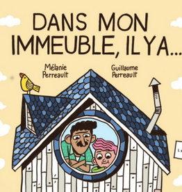 Livre Dans mon immeuble, il y a ... (in french)