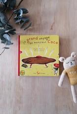 Livre Le grand voyage de monsieur caca (in french)