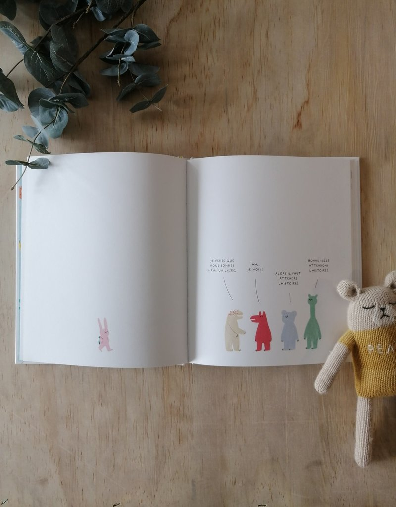 Livre L'histoire en retard (in french)
