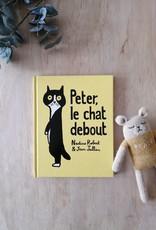 Livre Peter, le chat debout