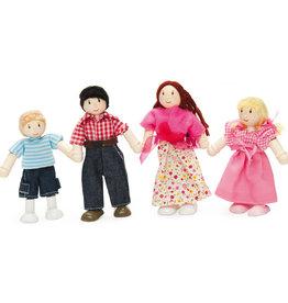Le Toy Van ma famille de poupée