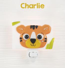 Veille sur toi Tiger nightlight - Charlie