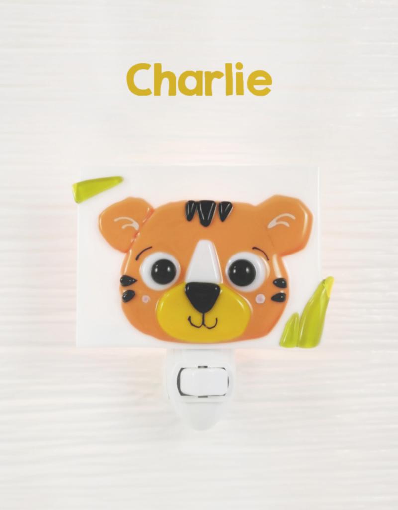 Veille sur toi Veilleuse tigre - Charlie