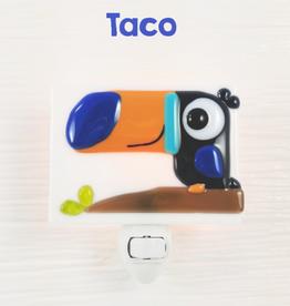 Veille sur toi Toucan nightlight - Taco