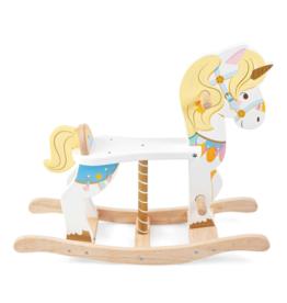 Le Toy Van Licorne à bascule - en bois